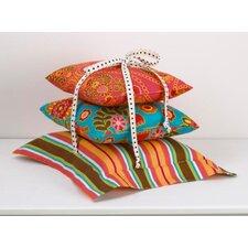 Gypsy 3 Piece Cotton Throw Pillow Set