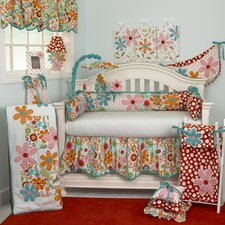 Lizzie 8 Piece Crib Bedding Set
