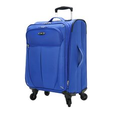 "Mirage Superlight 19.5"" Expandable Carry-On Suitcase"