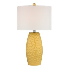 """Sunshine 27"""" H Table Lamp with Drum Shade"""
