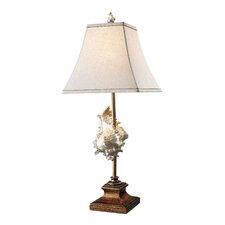 "Delray 30"" H Table Lamp with Empire Shade"