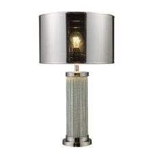 "Mont Alto 24"" H Table Lamp with Drum Shade"