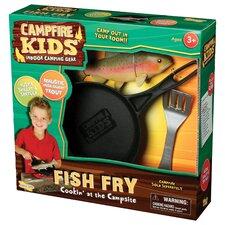 5 Piece Campfire Kids Trout Fish Fry Set