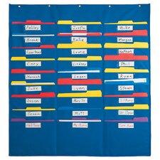 Organization Center Wall Pocket Chart