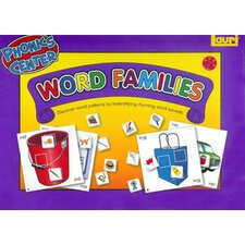 Word Families Phonics