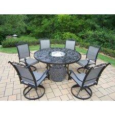 Cascade 7 Piece Dining Set
