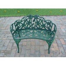 Lily Garden Décor Bench