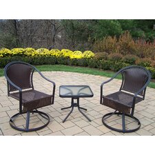Tuscany 3 Piece Dining Set