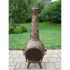 Leaf Chiminea