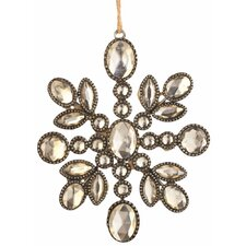 Trousseau Vintage Pearl Broche Ornament (Set of 12)
