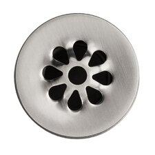 "1.5"" Non-Overflow Grid Bathroom Sink Drain"