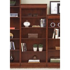 "Louis Jr Executive 72"" Standard Bookcase"