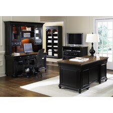 St. Ives 4-Piece Standard Desk Office Suite