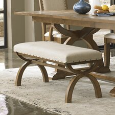 Town and Country Upholstered Kitchen Bench