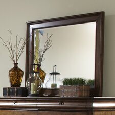 Rustic Traditions Rectangular Dresser Mirror