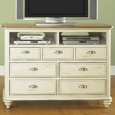 7 Drawer Media Chest