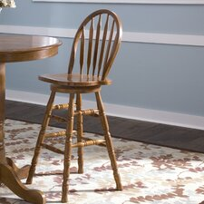 "Nostalgia Casual Dining 30"" Bar Stool"