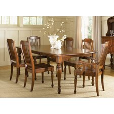 Americana Rectangular Leg Dining Table