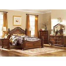Messina Estates Panel Customizable Bedroom Set
