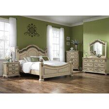 Messina Estates II Panel Customizable Bedroom Set