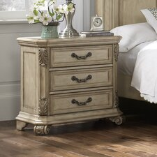 Messina Estates 3 Drawer Bachelor's Chest