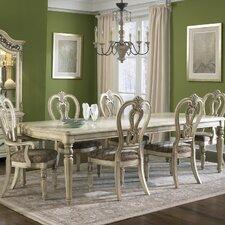 Messina Estates II Rectangular Leg Table