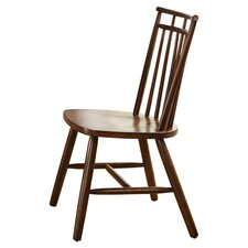 Creations II Spindle Back Side Chair (Set of 2)