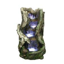 Polyresin Waterfall Fountain
