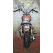 Motorcycle Life Original Painting