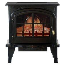 Clovis Electric Fireplace