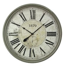 "Oversized 31.5"" Wall Clock"