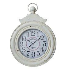 "Oversized 25"" Wall Clock"