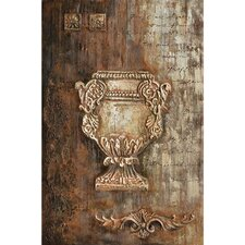 Revealed Art Samovar I Original Painting on Canvas
