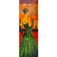 Revealed Art Women of Distinction Original Painting on Wrapped Canvas