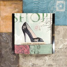Revealed Art High Heel Obsession II Graphic Art on Wrapped Canvas