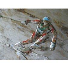 Metal Artwork Diversion II Original Painting