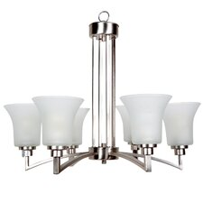 Aldridge 6 Light Chandelier