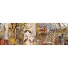 Revealed Artwork Consort Painting Print on Wrapped Canvas
