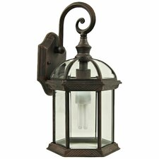 Anita 1 Light Wall Lantern