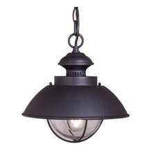 Nautical 1 Light Outdoor Hanging Pendant
