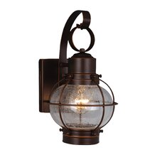 Nautical 1 Light Wall Lantern
