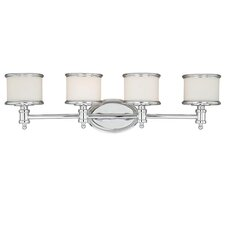 Carlisle 4 Light Vanity Light
