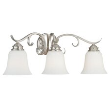 Hartford 3 Light Vanity Light
