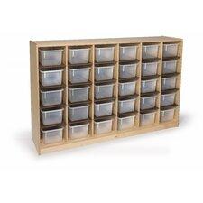"57.5"" Tray Storage Cabinet"