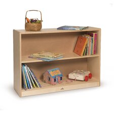 "Space Saver 25"" Standard Bookcase"