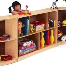 Straight Cabinet