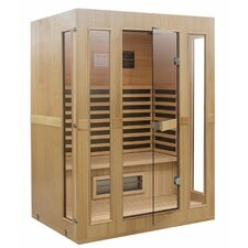 Full Spectrum Infracolor 3 Person Infrared Sauna