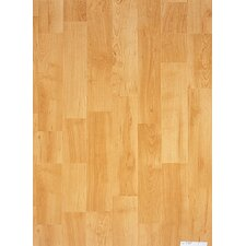 "Classic 8"" x 47"" x 8mm Birch Laminate in Select Birch Plank"