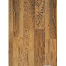 "Classic 8"" x 47"" x 8mm Chestnut Laminate in Chestnut Double Plank"