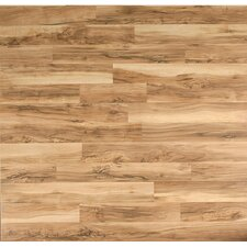 "Classic 8"" x 47"" x 8mm Maple Laminate in Flaxen Spalted Maple"